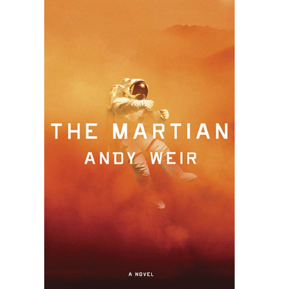 Image For The Martian by Andy Weir