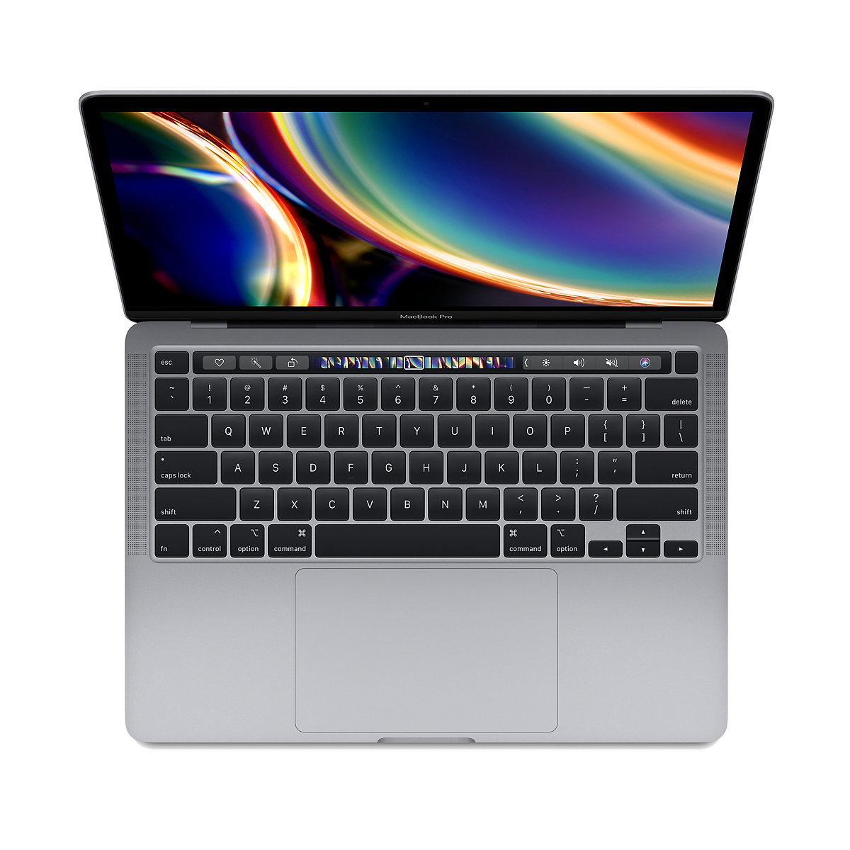 Image For 13-Inch Macbook Pro: Intel Processor 256GB Space Gray 2020