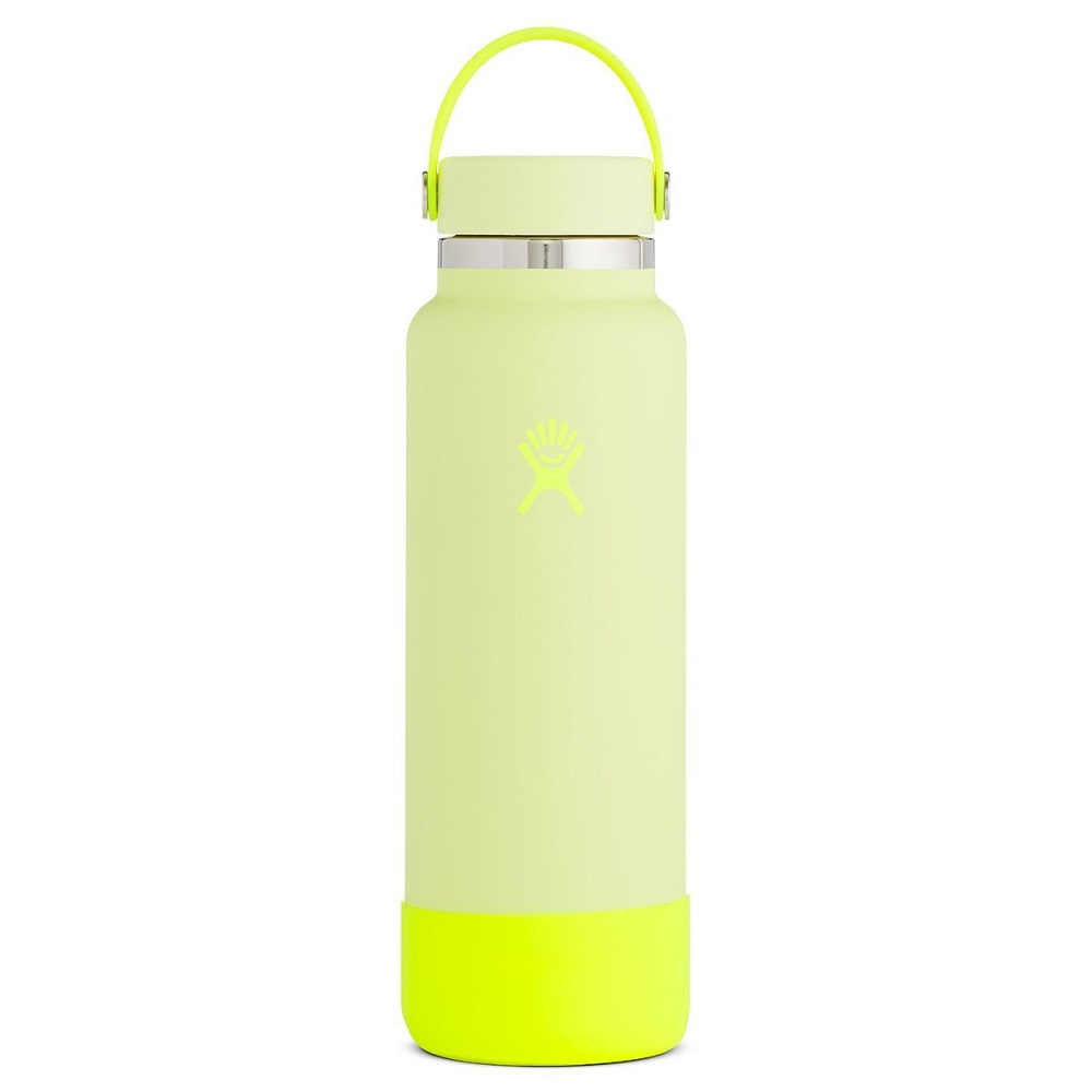 Image For Hydro Flask® 40oz Wide Mouth Water Bottle Lemonade
