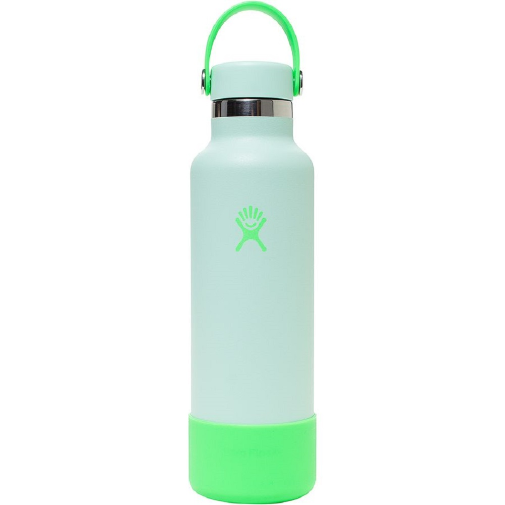 Image For Hydro Flask® 21oz. Standard Mouth Water Bottle Seafoam