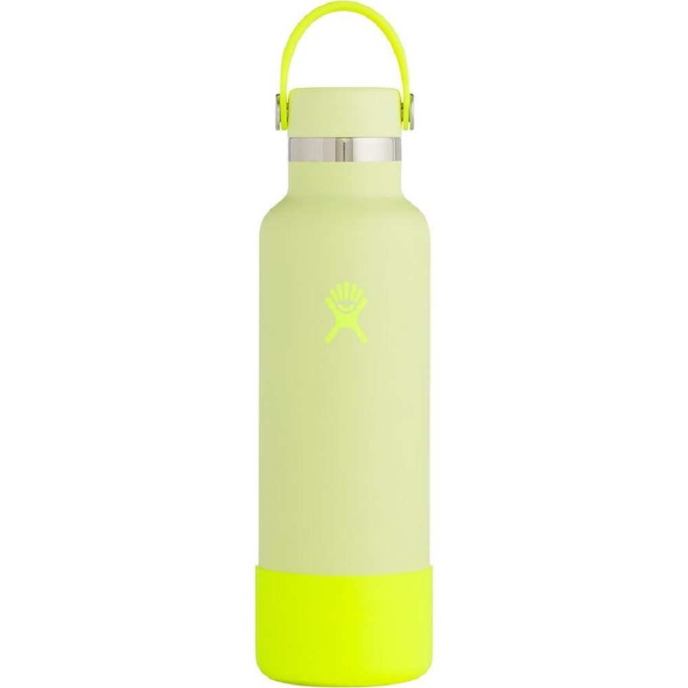 Image For Hydro Flask® 21oz. Standard Mouth Water Bottle Lemonade
