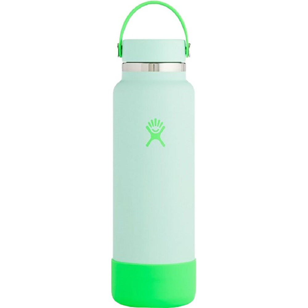 Image For Hydro Flask® 40oz Wide Mouth Water Bottle Seafoam