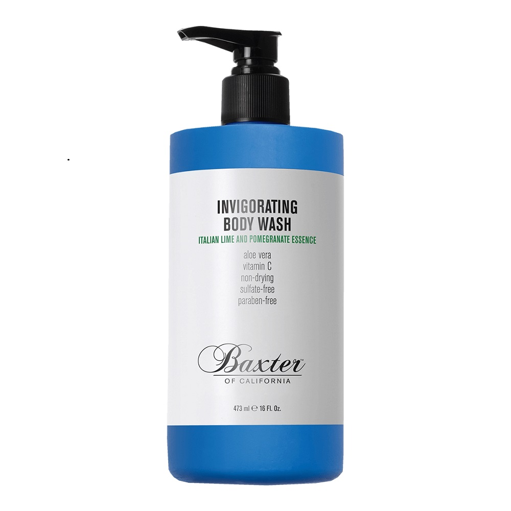 Image For Baxter™ Of California Invigorating Body Wash 16oz. For Men