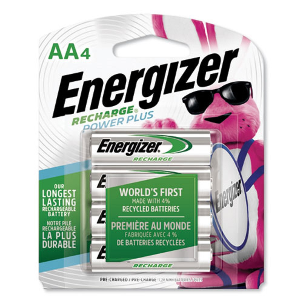 Image For Energizer Recharge® Power Plus AAA 4PK