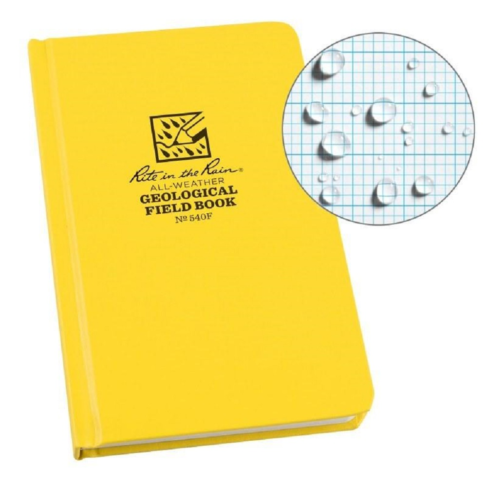 Image For Rite In The Rain® Geological All-Weather Bound Notebook