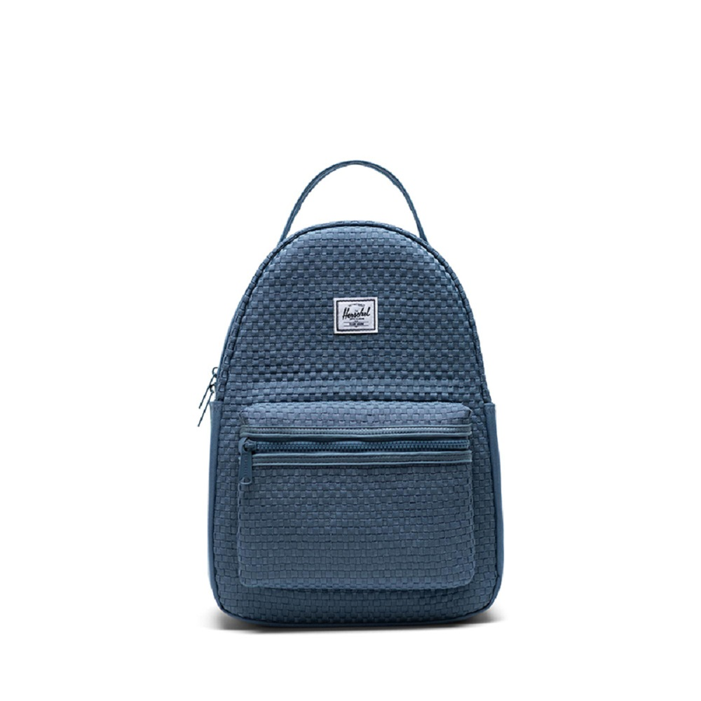 Image For Herschel Supply Co. Nova Small Backpack Woven Blue Mirage