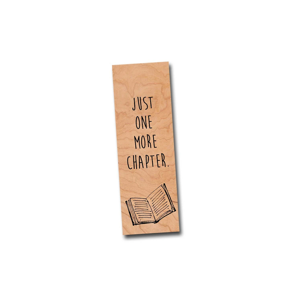 Cover Image For Just One More Chapter bookmark