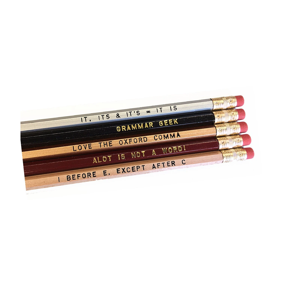 Image For Grammar Pencils