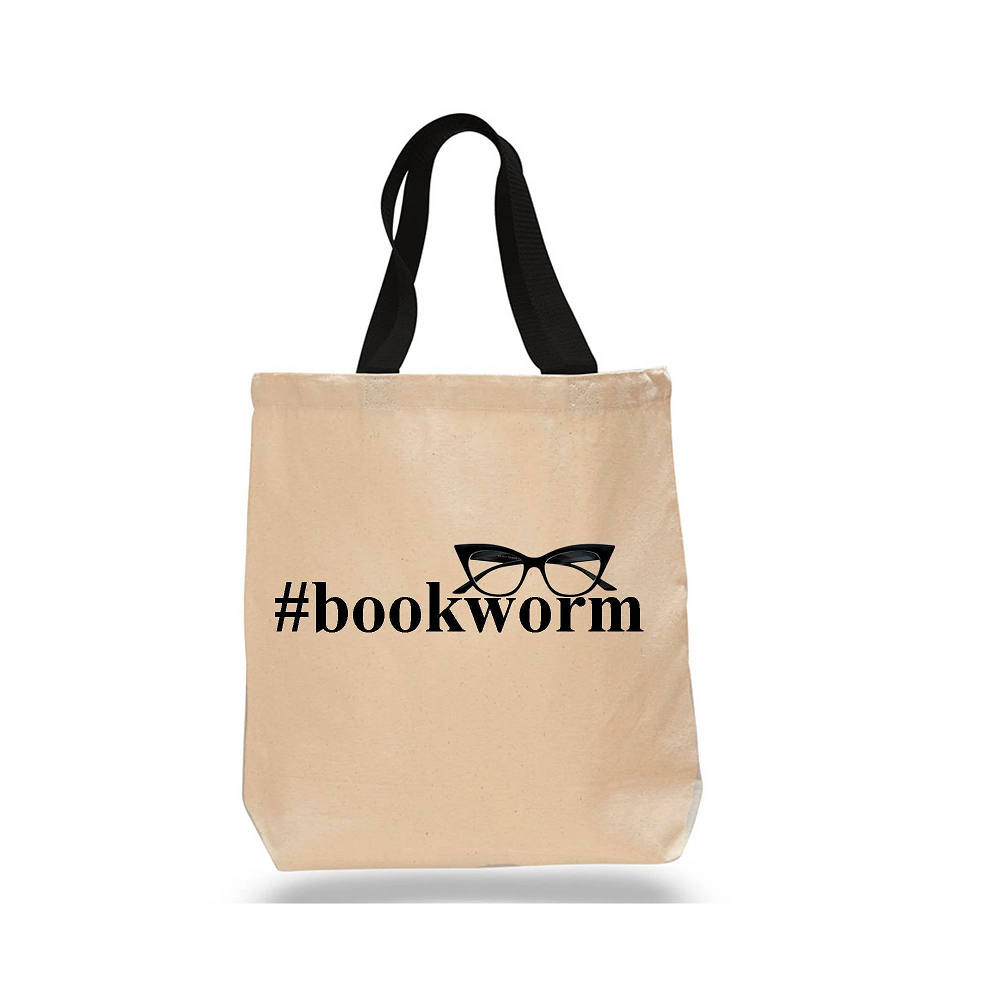 Image For Bookworm Tote