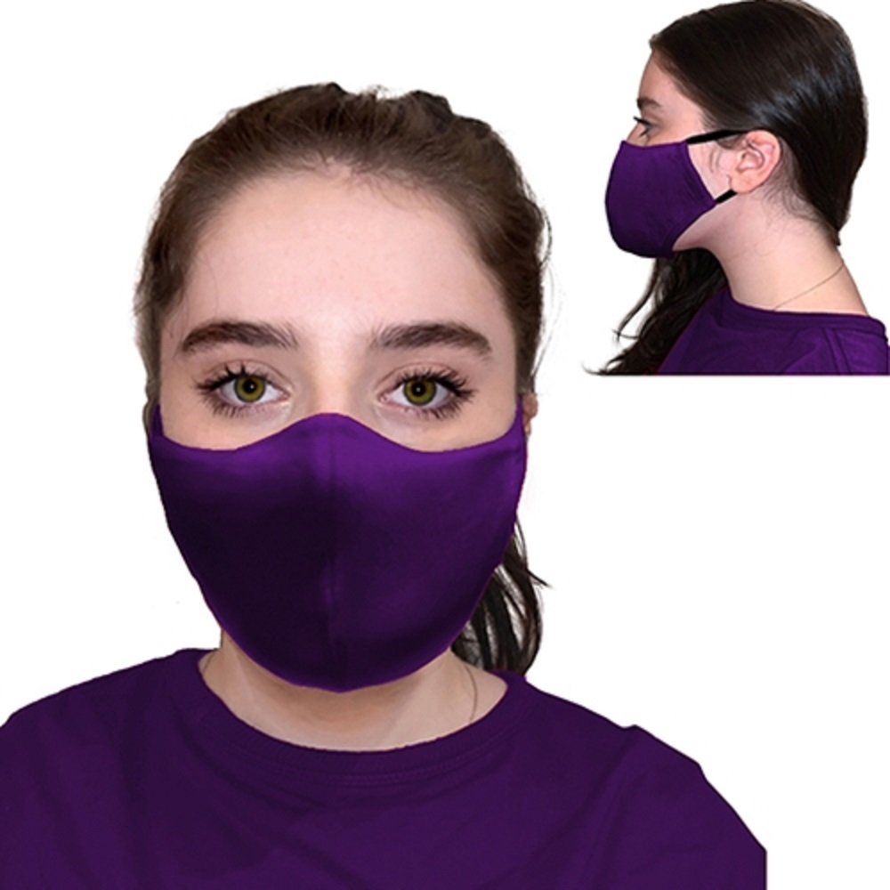 Image For Jardine Face Covering Collection Purple
