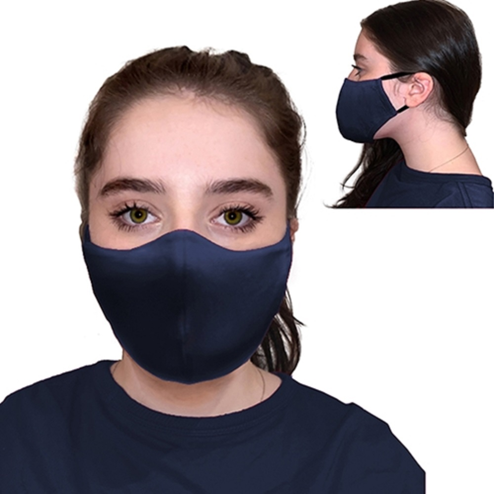 Image For Jardine Face Covering Collection Navy