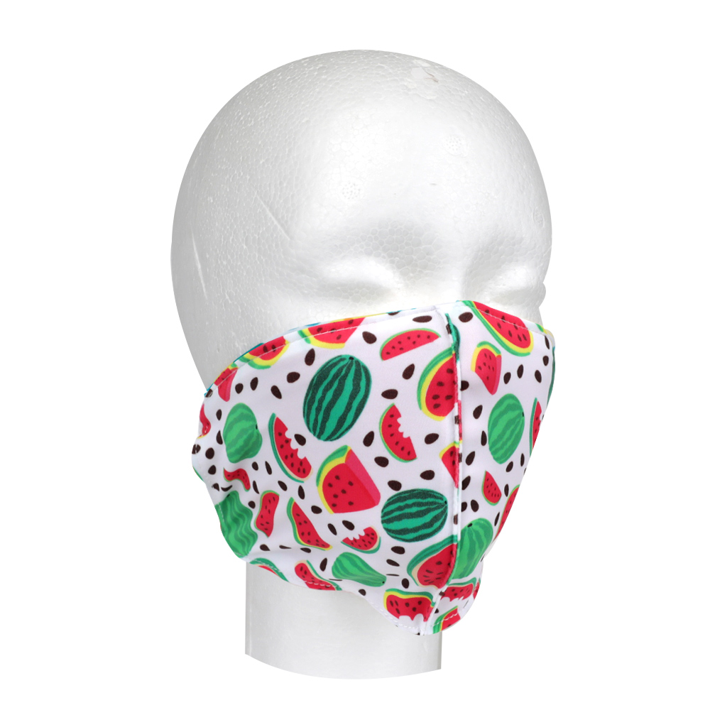 Image For Pomchies Watermelon Face Covering