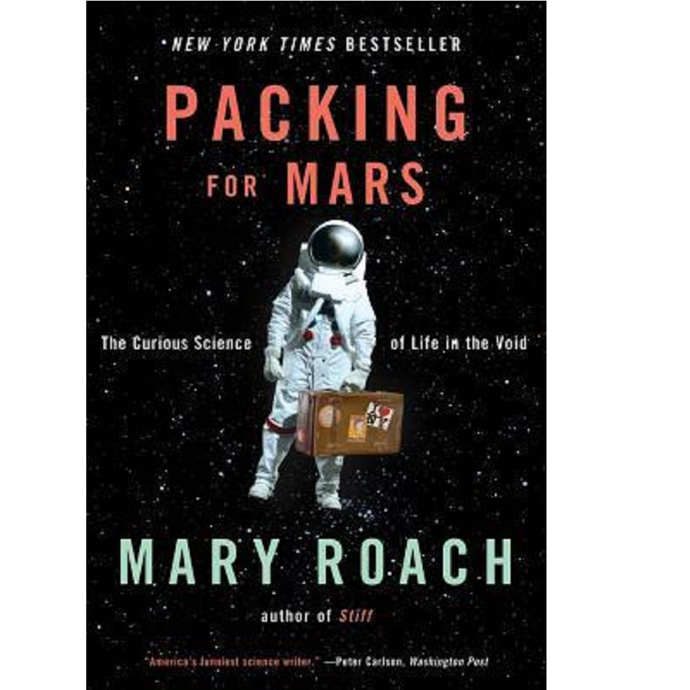 Image For Packing for Mars by Mary Roach