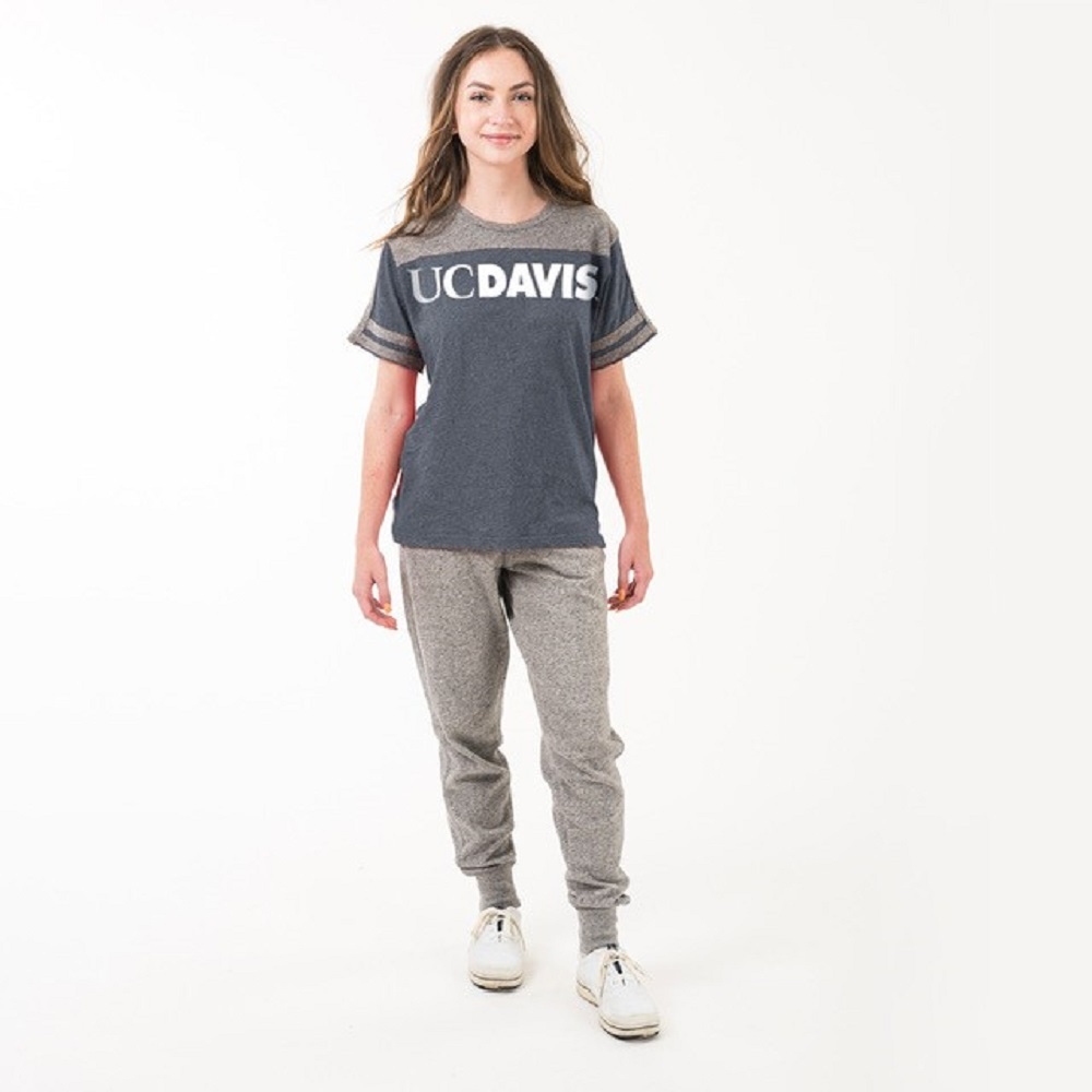 Image For American Collegiate® Women's UC Davis T-Shirt Orig. $32.99