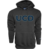 Cover Image for Blue84 UC Davis Hood UCD Charcoal