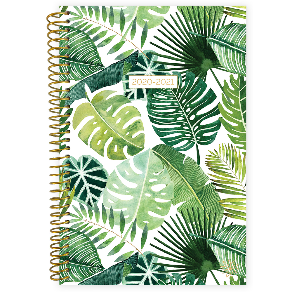 Image For Bloom 2020-21 Soft Cover Academic Daily Planner & Calendar