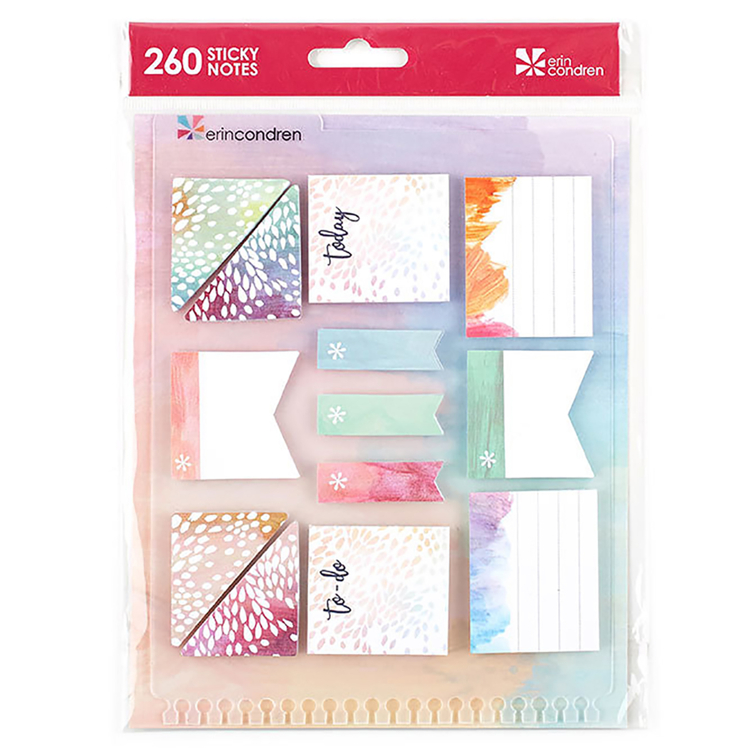 Image For Erin Condren Snap-In StylizedSticky™ Notes