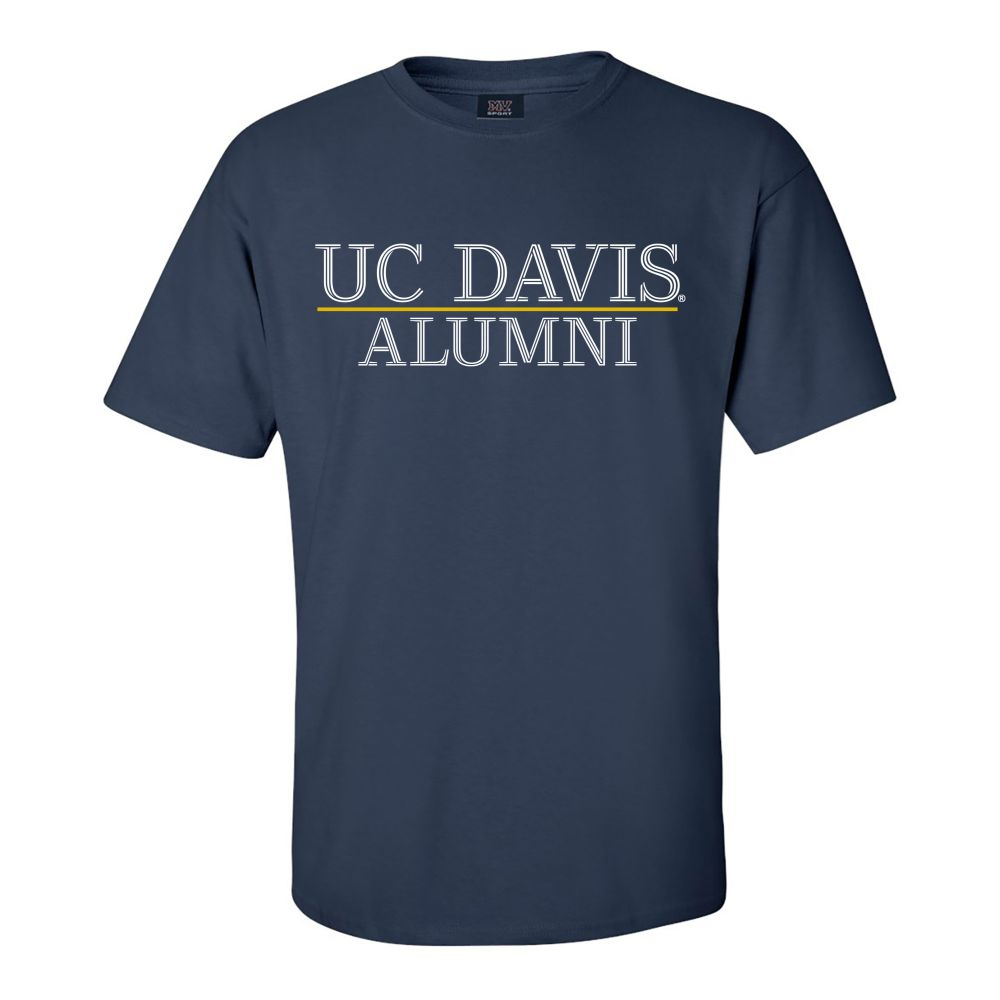Image For MV Sport® UC Davis Alumni T-shirt