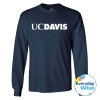 Cover Image for Everyday Value! UC Davis Unisex T-Shirt Navy