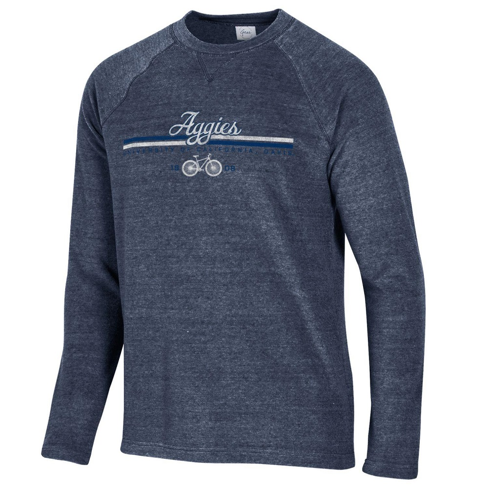 Image For Gear® Navy Blue Crew