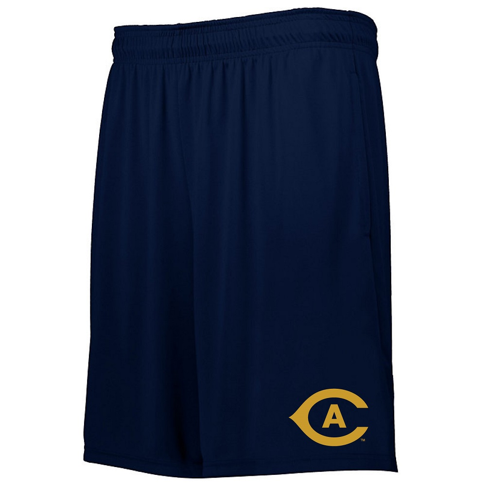 Image For Ouray® Navy Basketball Shorts