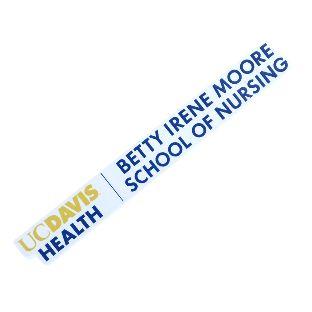 Image For Betty Irene Moore School Of Nursing Decal