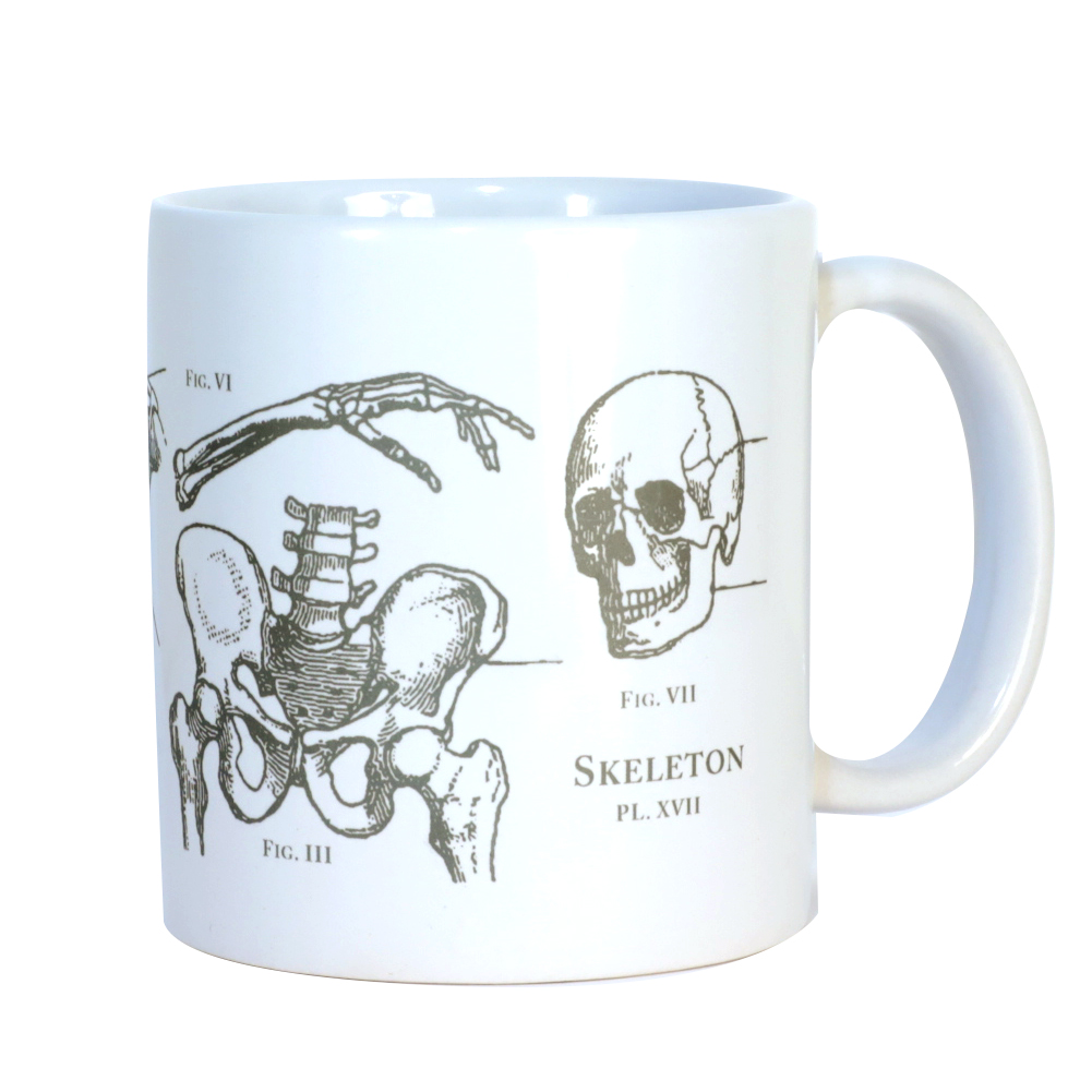 Image For Cognitive Surplus Skeleton Mug