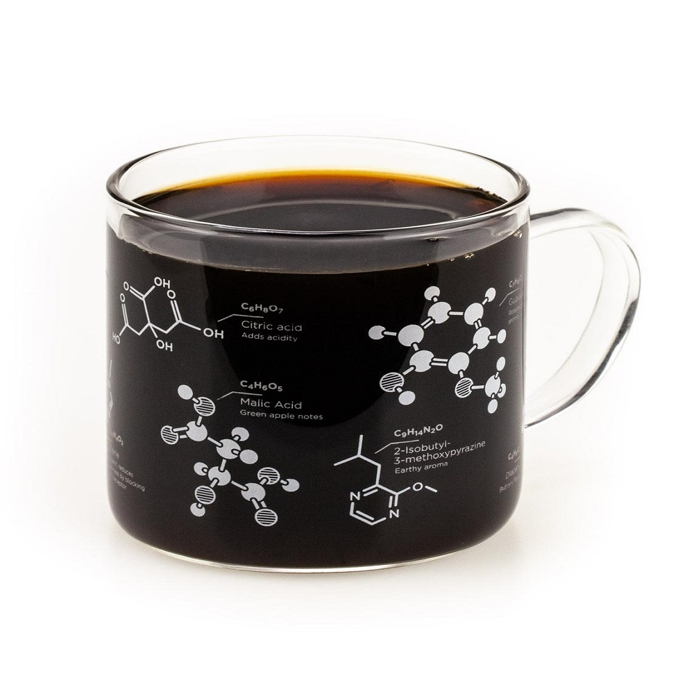 Cover Image For Cognitive Surplus Coffee Chemistry Mug