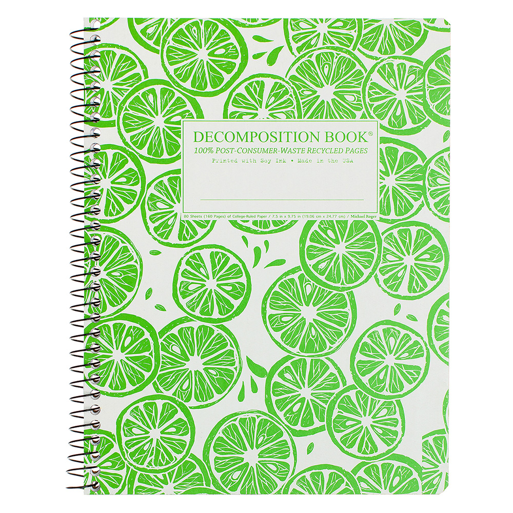 Image For Decomposition® Book Spiral Limes
