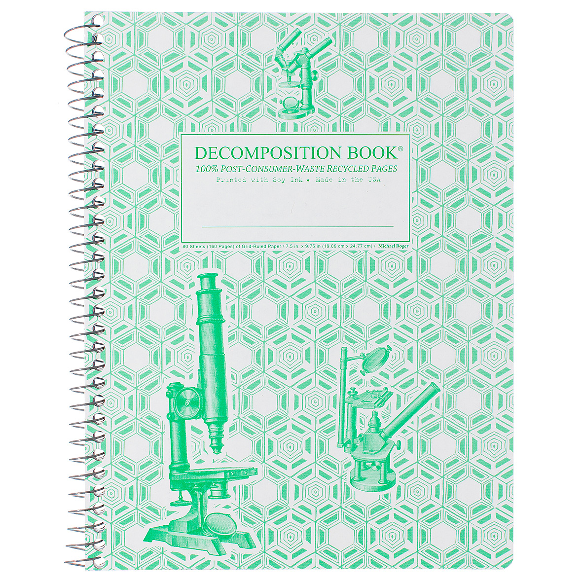 Image For Decomposition® Book Microscope - Grid Pages