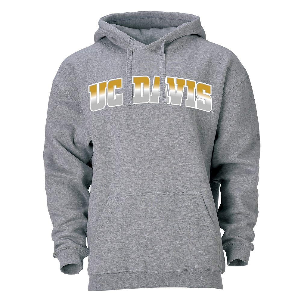 Image For Ouray® Heather Grey UC Davis Hood