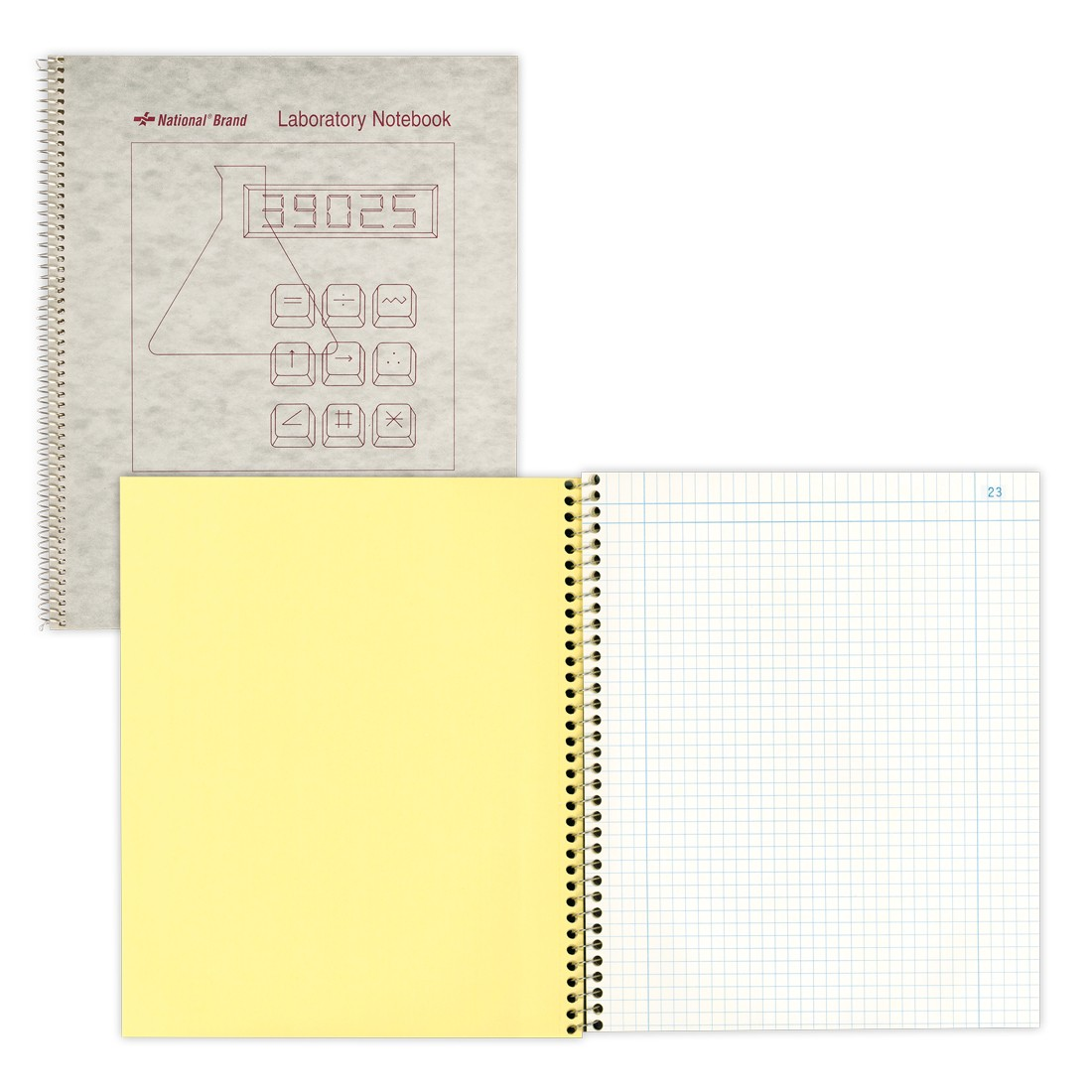 Image For National Brand Laboratory Notebook