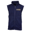Cover Image for Alternative® UC Davis Women's Full Zip Navy Fleece Jacket