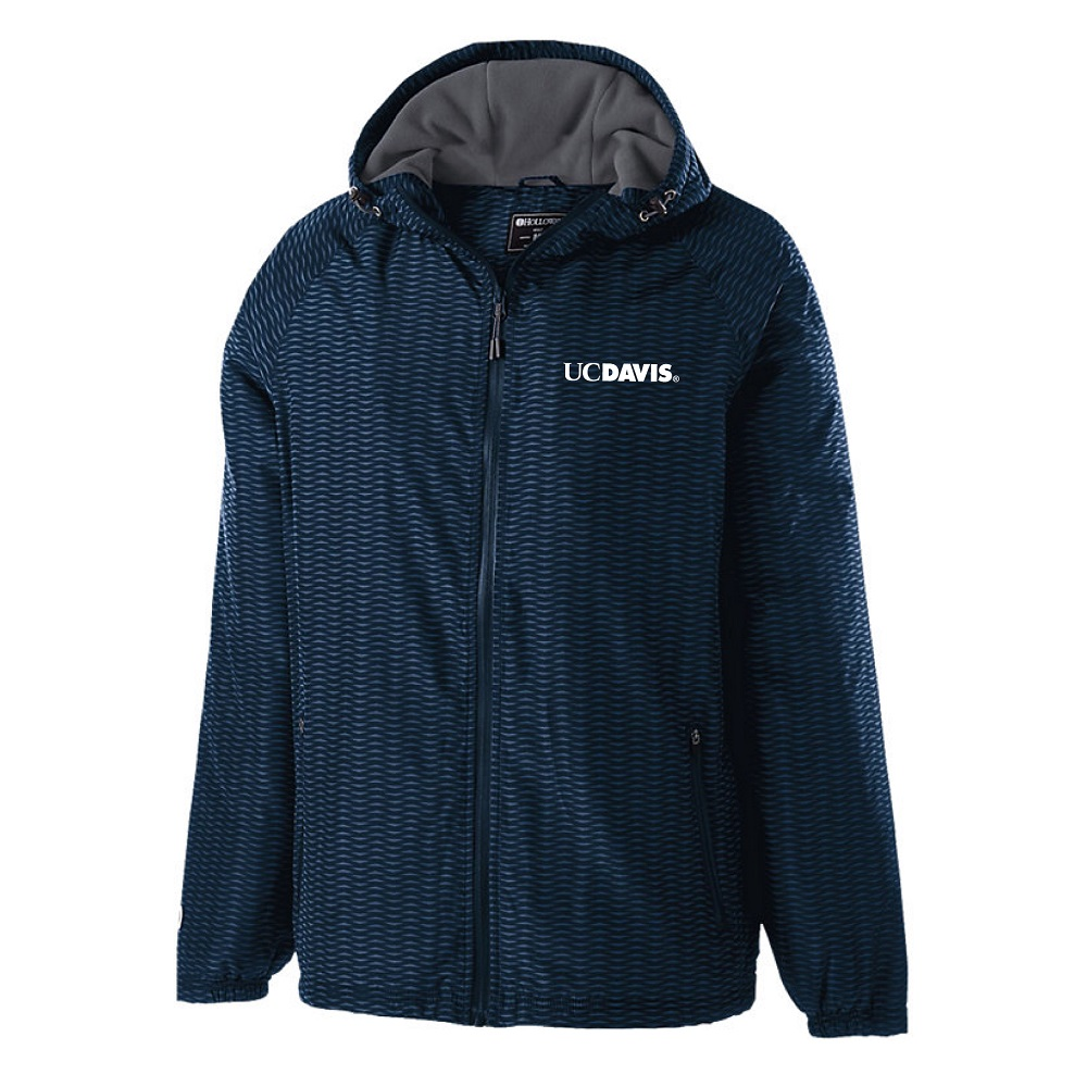 Image For Ouray® Navy UC Davis Jacket