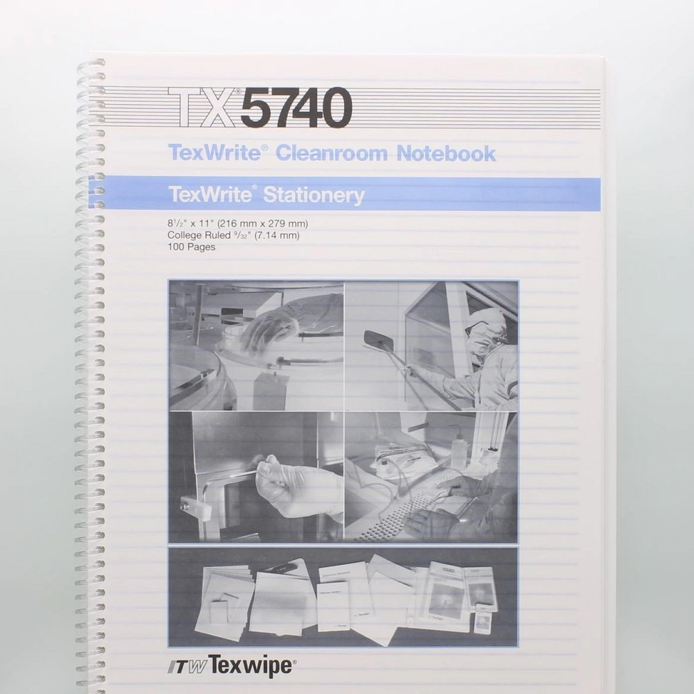 Image For TexWrite® Cleanroom Notebook