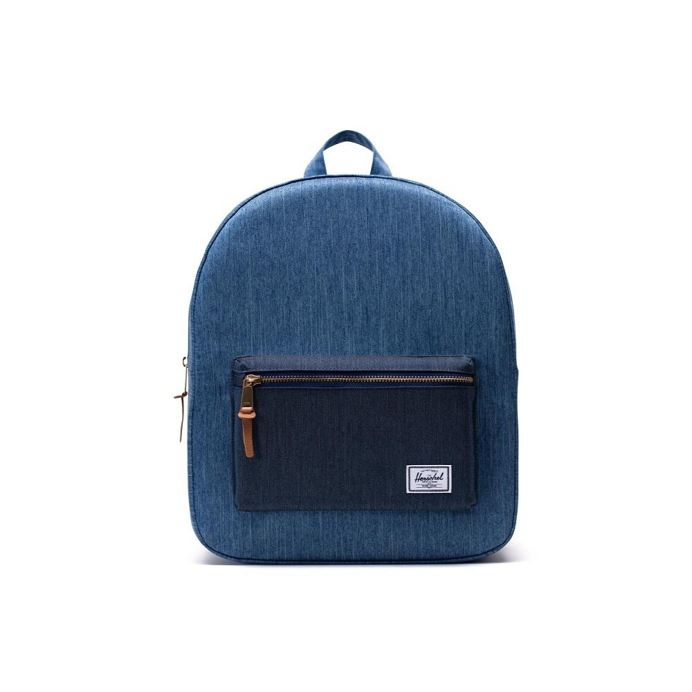 Image For Herschel Supply Co. Classic Backpack Faded Denim