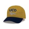 Cover Image for ThirdStreet® UC Davis Navy/White Ringer T-Shirt
