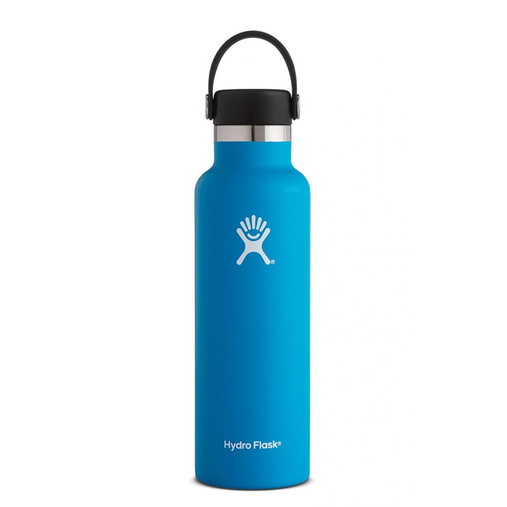 Image For Hydro Flask® 21oz. Standard Mouth Water Bottle Pacific