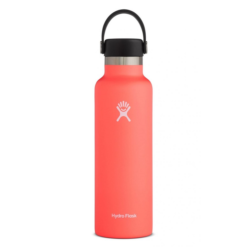 Image For Hydro Flask® 21oz. Standard Mouth Water Bottle Hibiscus