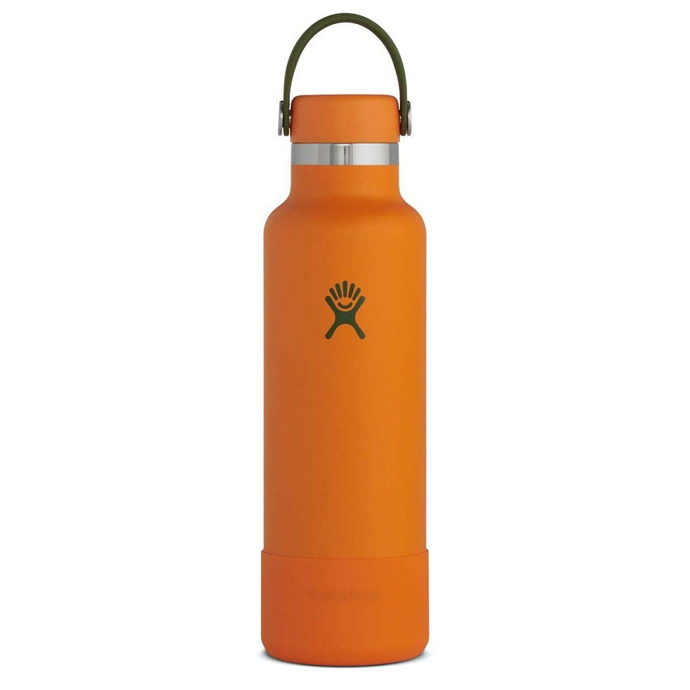 Image For Hydro Flask® 21oz. Standard Mouth Water Bottle Bonfire