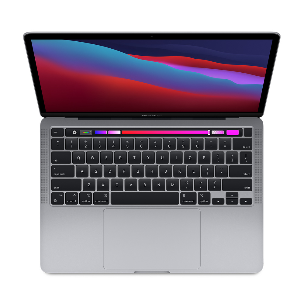 Cover Image For 13-Inch Macbook Pro: Apple M1 Chip 256GB Space Gray