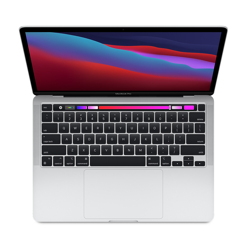 Image For 13-Inch Macbook Pro: Apple M1 Chip 256GB Silver