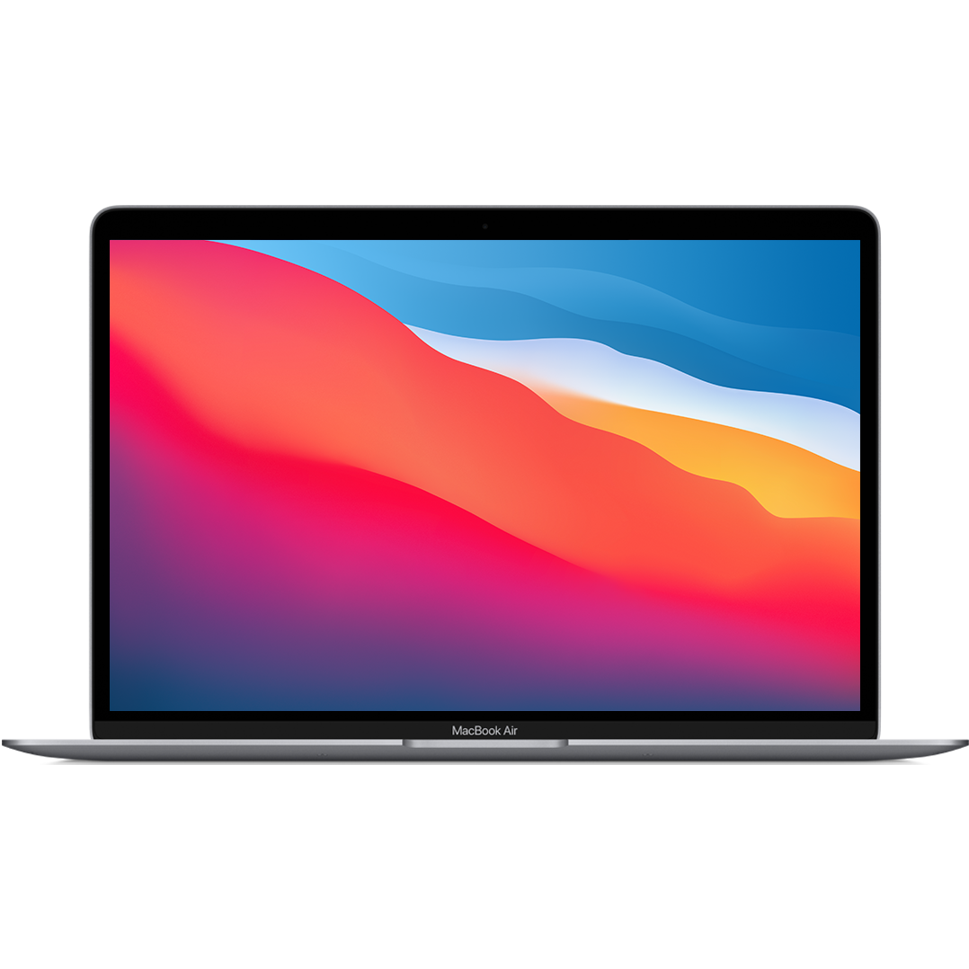 Image For 13-Inch Macbook Air: Apple M1 Chip 256GB Space Gray