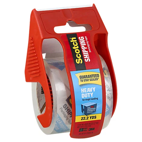 Image For 3M® Scotch® Heavy Duty Packing Tape