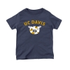 Cover Image for ThirdStreet® UC Davis Woodstock Tractor Toddler T-Shirt