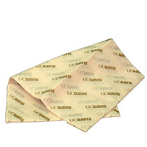 Cover Image For UC Davis 5pk Gift Tissue Paper