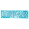 Cover Image for Decal UC Davis Aggies