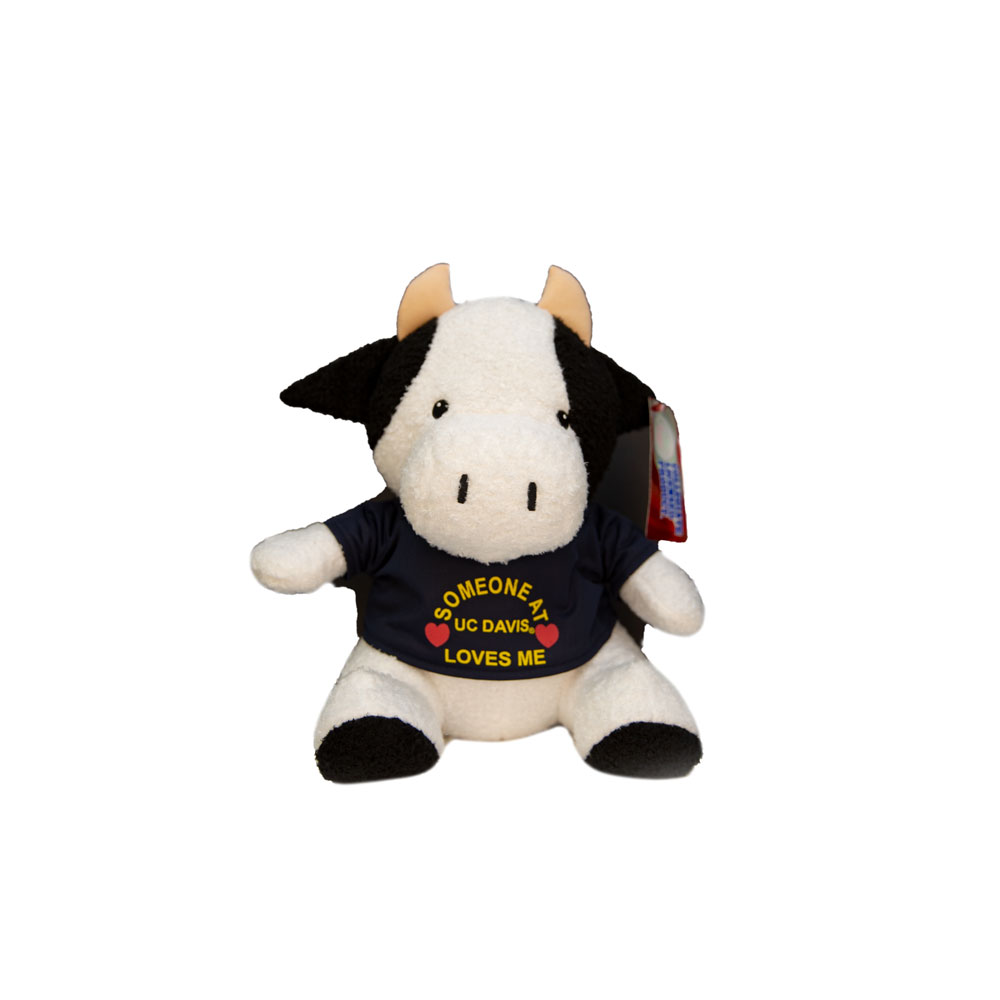 Image For Plush Cuddle Cow
