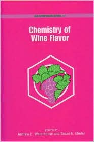 Cover Image For Chemistry of Wine Flavor