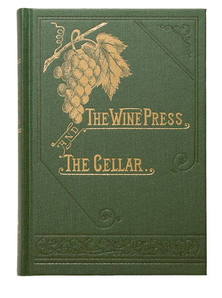 Cover Image For The Wine Press and the Cellar